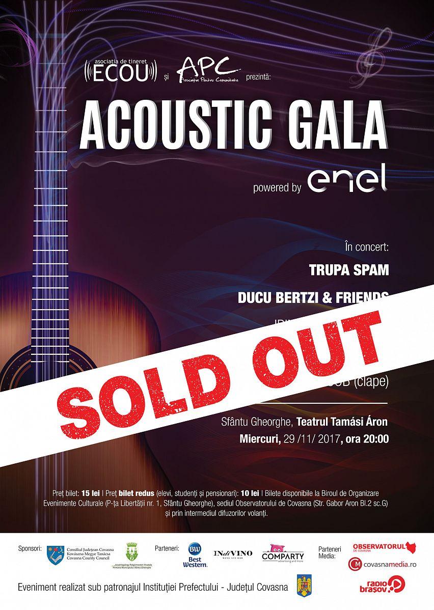 Acoustic Gala - 29 Noiembrie 2017 -foto-mare-1