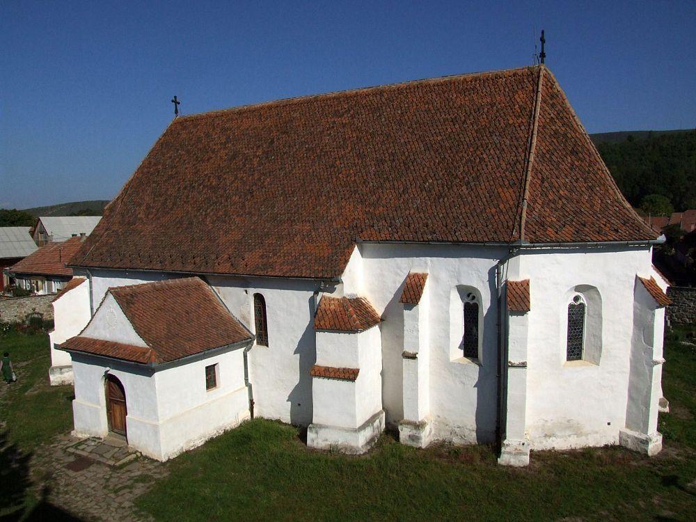 Biserica Ghelinta