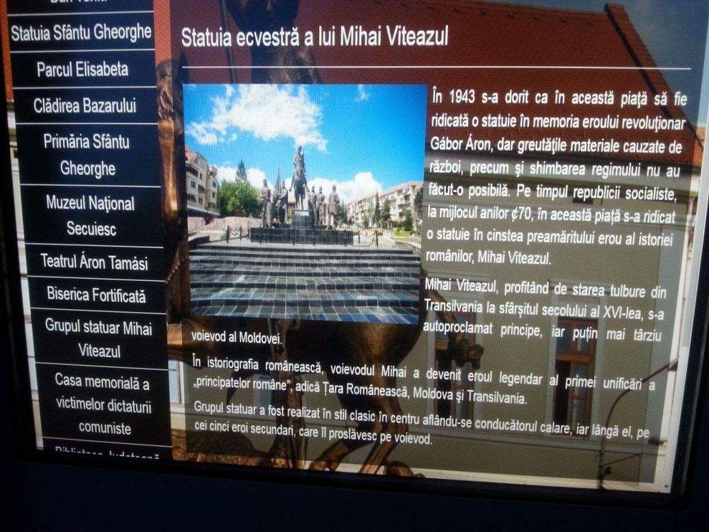 infopoint Mihai Viteazul