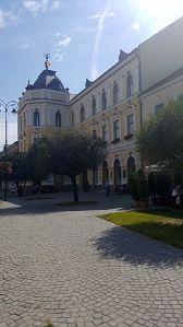 tricolorul pe turla primariei (2)
