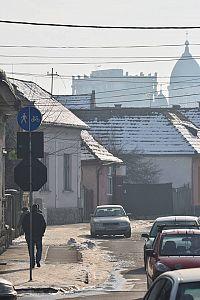 Sf Gheorghe - strazi trotuare iarna (1)
