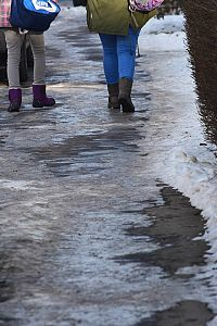 Sf Gheorghe - strazi trotuare iarna (7)