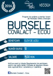Burse Covalact-Ecou