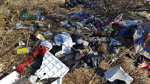 gunoaie pe malul raului Buzau (4)