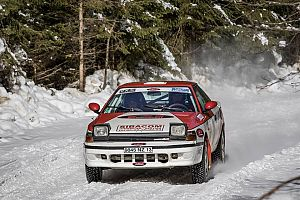 Roumanie Historic Winter Rally (2)