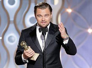 Leonardo Dicaprio - cel mai bun rol principal masculin într-un film - comedie/ musical