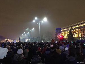 proteste Bucuresti- foto Eduardm