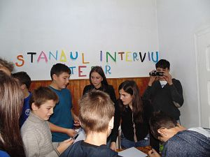 scoala M Sadoveanu - Intorsura 3