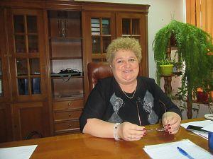 Szotyori Angela-Gizella - primar Malnas