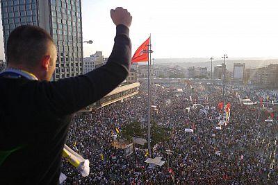 Stefan Mako Piata Taksim iunie 2013 - 2