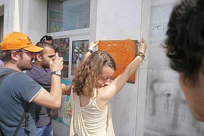 Stefan Mako Piata Taksim iunie 2013 - 3