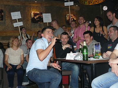 Concurs Karaoke Backstage aprilie 2013 - 05