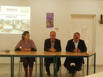 Persoane dizabilitati Diakonia Sfantu Gheorghe mai 2015 - 02