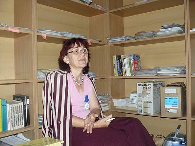 Lucia Seres Colegiul Medicilor iunie 2013