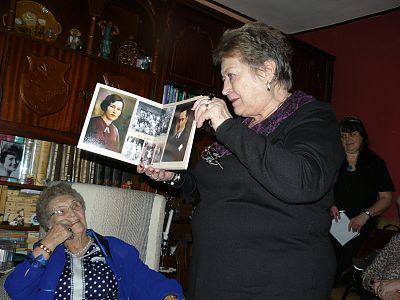 Lazar Viktoria 100 de ani Sfantu Gheorghe - 05
