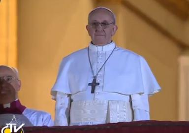 Noul Papă ales: Francisc I