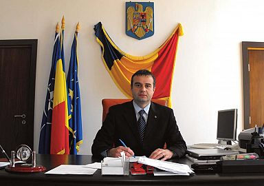 Interviu cu prefectul judetului Covasna, Codrin Munteanu