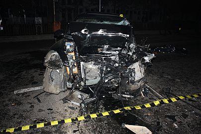 Accident mortal Covasna