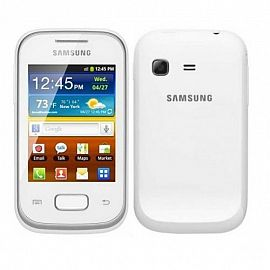 Samsung S5300 Galaxy Pocket White
