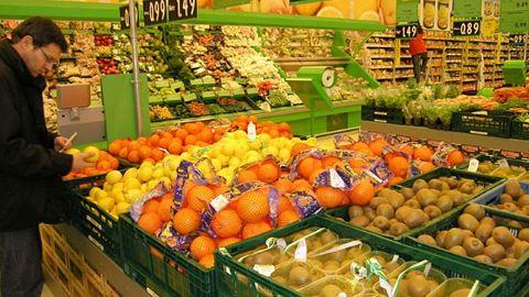Amendă de 13.000 de lei la un supermarket