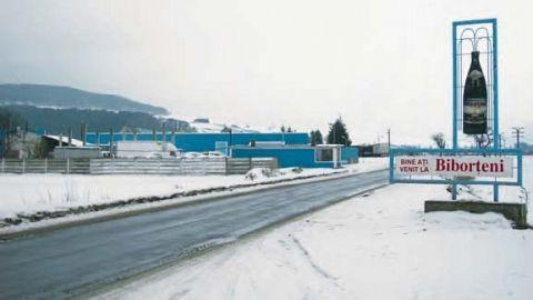 Angajări la Fabrica de apă minerală Biborţeni