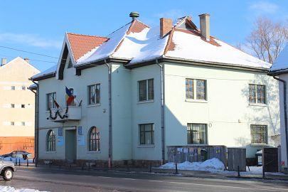 Primaria Bretcu iarna 2