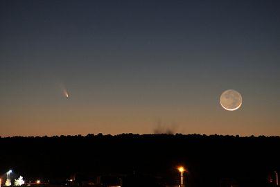 cometa Pan STARRS