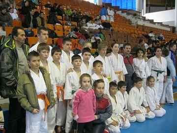 Judo copii CSM martie 2013 - 2