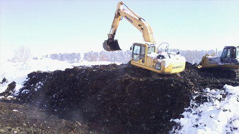 Au început lucrările în cadrul proiectului de gestionare a deșeurilor