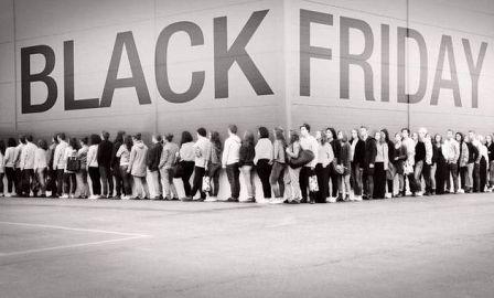 Black Friday si la Sfantu Gheorghe