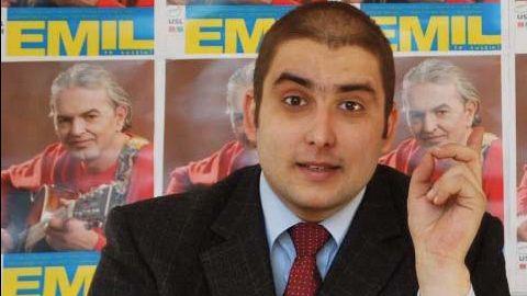 Candidatul USL Emil Pantelimon