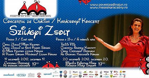 """Concerte caritabile in cadrul Festivalului """"Povestea din Ajun"""""""