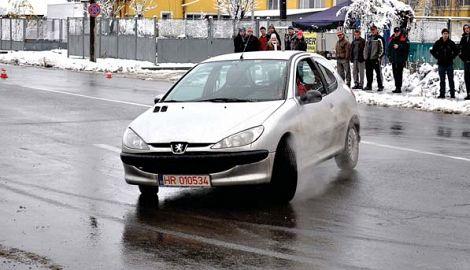 Cupa Mikulas la indemanare auto