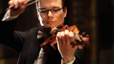 Concert extraordinar Alexandru Tomescu la Arcuş