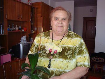 Doamna Zelma, 65 de ani