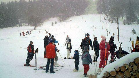 Festivalul Zăpezii la Comandău