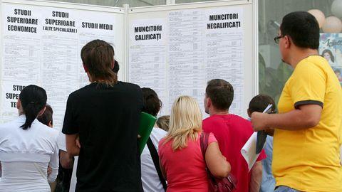 În tot judeţul sunt aproape 7.000 de șomeri
