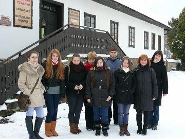 Intalnire de proiect multilateral Comenius in Polonia