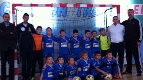 Junior Soccer la Odorheiu Secuiesc