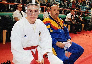 Bogdan Alexe karate