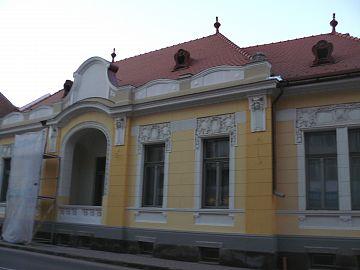 """Muzeul urmează a fi deschis în Casa """"Bene"""" din Sfântu Gheorghe"""