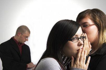 gossip coworkers