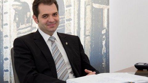 Antal Arpad, primar Sfantu Gheorghe