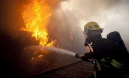 Sărbători în flăcări pentru pompierii şi paramedicii covăsneni