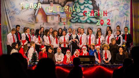 Seară Culturală de Crăciun la Întorsura Buzăului