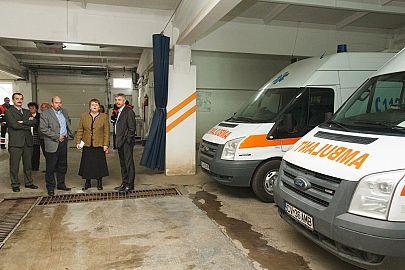 Serviciu de Ambulanta mai modern