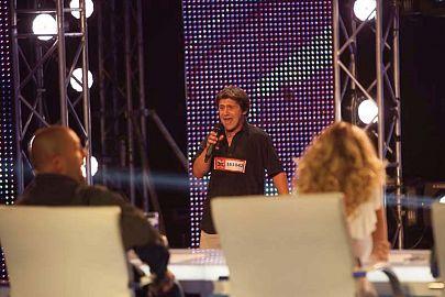 Raduly Botond la X Factor