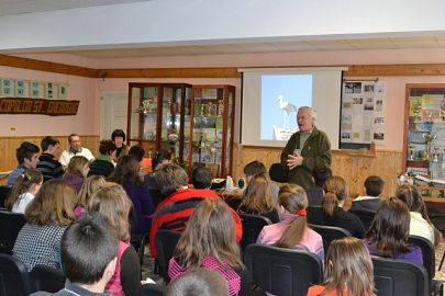 Simpozion Pro Natura Palatul Copiilor februarie 2013 - 2