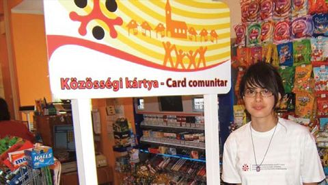 """Sondaj privind utilizarea banilor colectaţi prin programul """"Carduri comunitare"""""""