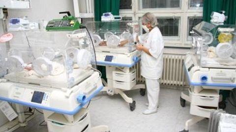 Spitalul Județean va avea serviciu de gardă la neonatologie